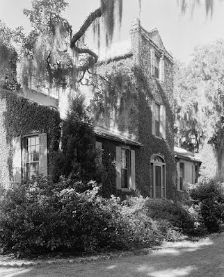 Medway Plantation, Courtesy Library of Congress
